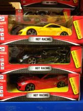 1:18 Hot Racing Remote Control Car Minimum 12 pcs = £7.50 each rrp £19.99 - £24.99